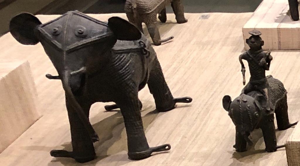 Elephant-Craft Museum Delhi