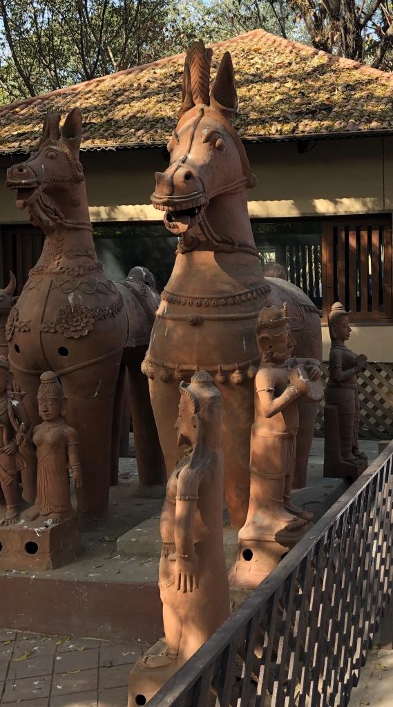 Pony - Craft Museum Delhi