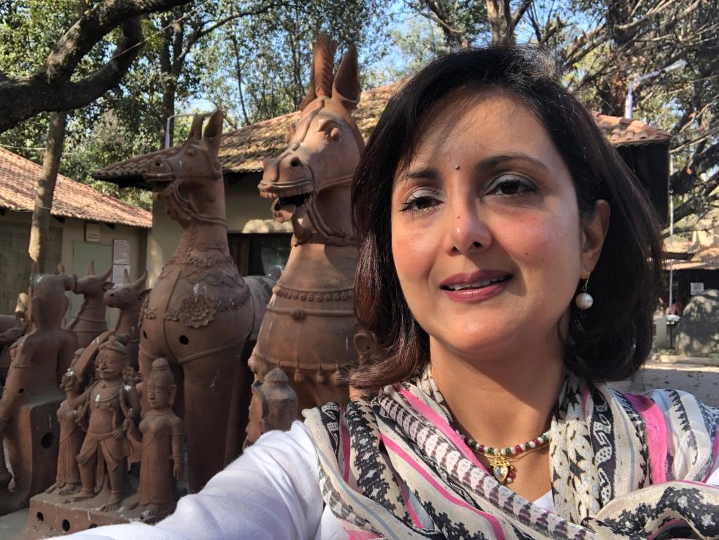 Craft Museum Delhi, India